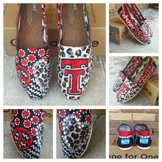Hand painted TOMS at Meet Virginia Arts on Facebook!!