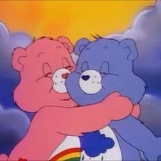 when you aksked me if i like care bears- Collage Des Photos, Photo Wall Collage, Picture Wall, Canvas Collage, Collage Walls, Collage Ideas, Painting Canvas, Vintage Cartoons, Old Cartoons