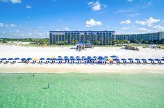 The Island Hotel Fort Walton | Beachfront Fun and Adventure Fort Walton Beach Hotels, Fort Walton Beach Florida, Milton Florida, Pensacola Florida, South Florida, Florida Hotels, Florida Beaches, Florida Travel, Beach Resorts