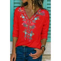 Fall Outfits, Casual Outfits, Fashion Outfits, Casual Shirt, Boho Fashion, Types Of Sleeves, Short Sleeves, Long Sleeve, Shirt Bluse