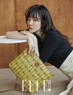 Im Soo Jung For May Elle | Couch Kimchi