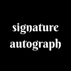 (#synonyms) (#nouns) (#signature)