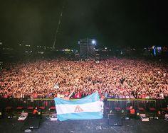 Flosstradamus, Lollapalooza Argentina 2016. (seagsees instagram)