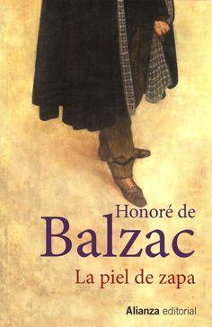 La piel de zapa - Honoré de Balzac