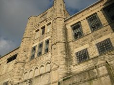 Missouri State Pen, Jefferson City MO. Toured the old prison and found it quite interesting!