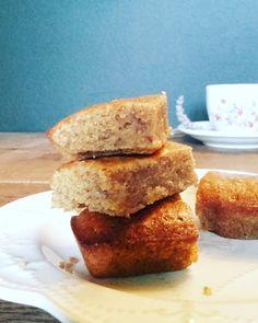 Namandier à la purée d'amandes Cake Sans Gluten, Paleo Diet, Keto, No Cook Meals, Cornbread, Cookies Et Biscuits, Banana Bread, French Toast, Pudding