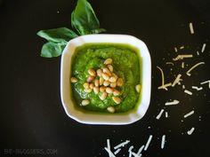 классичесий соус песто с базиликом, рецепт