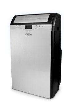 SoleusAir  13,000 BTU Portable Air Conditioner, Dehumidifier, Heater, # LX-130D, http://www.amazon.com/dp/B003VRTMLM/ref=cm_sw_r_pi_awdm_CHOltb16JRAMQ
