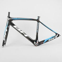 bicycle parts: 2014 Bh Quartz Large 56Cm Frameset Mens Carbon Road Bike BUY IT NOW ONLY: $799.99