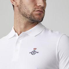 "@henrilloyd63 ""Brenton Branded Polo Shirt"" #polo #shirt #original #og #henrilloyd63 #unionjack #britishstyle #casuals #casualstyle #casuallyobsessed #casualclobber #madrid #benitogutierrez4 #henrilloydmadrid https://www.rivendelmadrid.es/marcas/henri-lloyd.html"