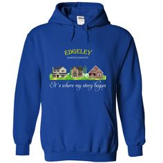 Edgeley, Special T-shirts for Edgeley, North Dakota! Its where my story began!
