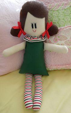 Rag Doll Custom Handmade.