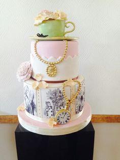 most amasing cake ma