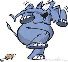 Fear of Mice Phobia - Musophobia Phobias, Smurfs, Sonic The Hedgehog, Elephant, Design Inspiration, Cartoon, Illustration, Fictional Characters, Primitive Reflexes