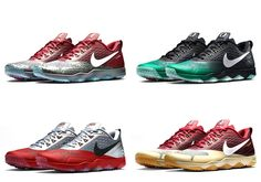 Nike Zoom Hypercross Diamond Quest Collection Featuring College Football Playoff Teams
