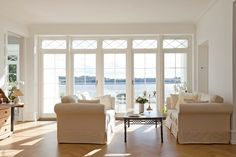Villa, Divider, Curtains, Room, Elegant, Furniture, Home Decor, Kolding, Bedroom