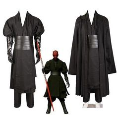 For Jordan. - Star Wars Darth Maul Cosplay Costume Custom Made Full Set