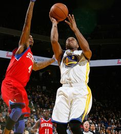 12.28.12 | With the 76ers threatening a comeback, Jarrett Jack helped steady the ship for the Warriors and finished with 16 points and six assists.