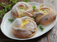 Cake Cookies, Bagel, Baked Potato, Muffin, Sweets, Bread, Baking, Breakfast, Ethnic Recipes