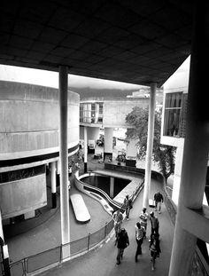 Werdmuller Centre  social experiment News South Africa, Slums, Built Environment, Urban Planning, Aerial View, Contemporary, Modern, Urban Decay, Centre