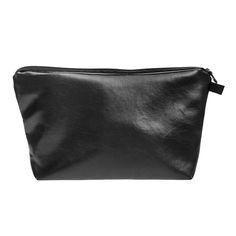 9f8c84287 Black women leather Cosmetic bags Zohra New Fashion makeup bag 2016 Hot Now  trousse de maquillage