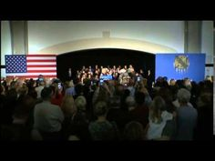 Video: Hillary 2 Hours Late to Rally, Audience Groans | The Weekly Standard