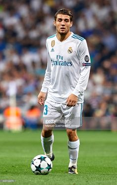 Mateo Kovacic of Real Madrid in action during the UEFA Champions League group H match between Real Madrid and APOEL Nikosia at Estadio Santiago Bernabeu on September 13, 2017 in Madrid, Spain.