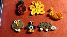 il pinguino, il riccio e i loro amici zampettanti (ad eccezione della lumachina xD)