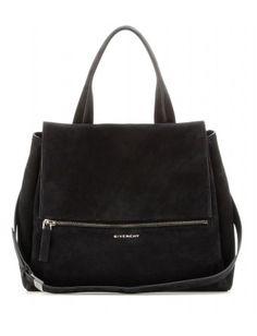 f4045634f947 Givenchy Pandora Medium Nubuck Leather Flap Bag ( 2