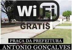 NONATO NOTÍCIAS: PREFEITURA MUNICIPAL DISPONIBILIZA WIFI GRÁTIS EM ...