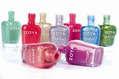 I Trucchi di Ela Blog: Zoya presenta le summer collection: Seashell & Sun...