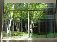 THE NEW YORK TIMES BUILDING, Lobby Garden | Commercial, Office | Architect Magazine