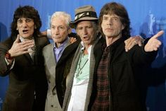 Look back at the 50-year career of the Rolling Stones