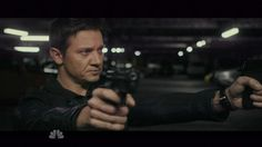 Jeremy Renner - SNL - The Stand Off
