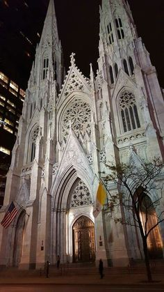 Saint Patric Cathedral, NYC