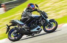 Avaliação: Yamaha MT-03 chega por R$ 19.790