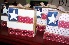 July 4th decor | Flickr - Photo Sharing!