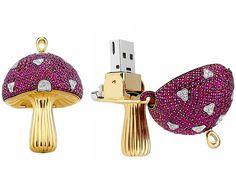 8 diseños de memorias flash USB de lujo | Quiero más diseño