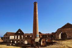Patrimonio Industrial Arquitectónico: El Ayuntamiento de Nerja (Málaga) firma un conveni...