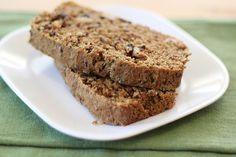 #Vegan Zucchini Bread #recipe via @eatcleanrecipe