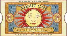 fairy's Thinble Theatre Ticket