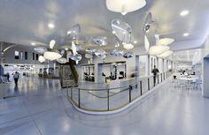 Biblitohèque Paris-Assas   Light design by Octavio Amado   Photo : Antoine Duhamel