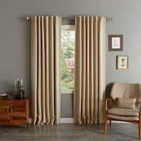 Shop ATI Home Alegra Thermal Woven Blackout Grommet Top Curtain Panel Pair - On Sale - Free Shipping Today - Overstock - 18590736 Tab Curtains, Sheer Curtain Panels, Grommet Curtains, Blackout Curtains, Window Panels, Home Decor Sale, Home Decor Outlet, Curtains Ready Made, Window Treatment Store
