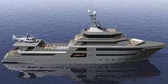 Rolls-Royce super yacht - 80,000 GBP