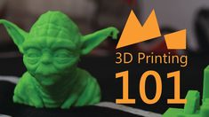 What should you 3D print first? 3D Printing 101