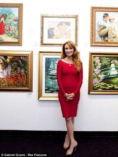 Artist Jane Seymour