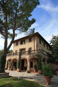 Villa Valiano, chianti classico