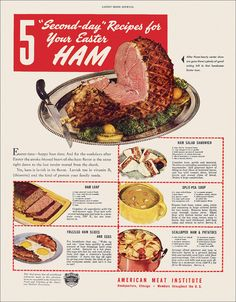 American Meat Institute Ad, 1947 | by alsis35 (now at ipernity)