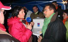 verslaggever Hermina de Vries, omroep gelderland
