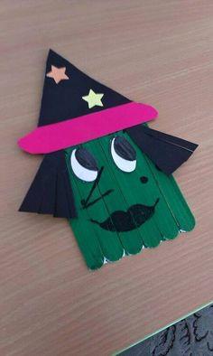 čarodějnice Halloween Crafts, Art For Kids, Marvel, Diy, Halloween, Bruges, Crafts, Projects, Creative